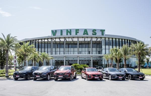VinFast là nhà tài trợ chính chặng đua trẻ tuổi nhất trong lịch sử F1