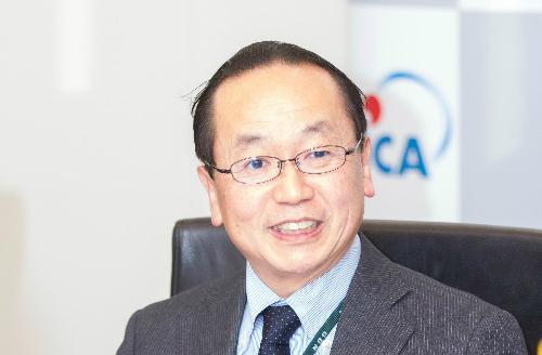 Ông Konaka Tetsuo, Trưởng đại diện văn phòng JICA Việt Nam