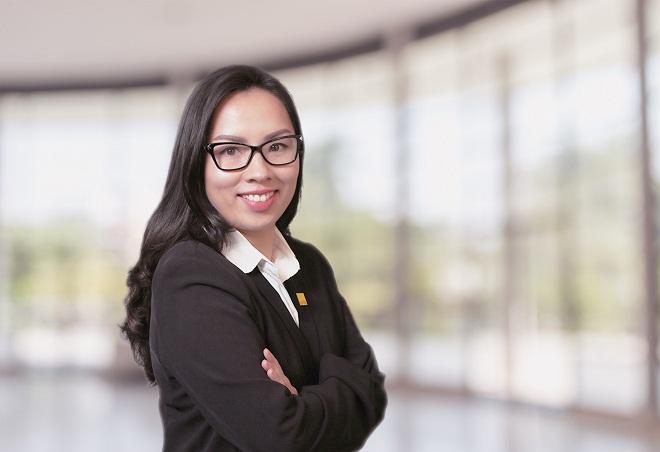 Bà Trần Minh Ái, Giám đốc Quản lý bất động sản, Savills TP.HCM