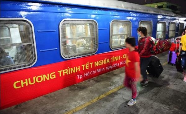 TP.HCM sẽ tặng 35.000 vé tàu, xe cho công nhân về quê đón tết