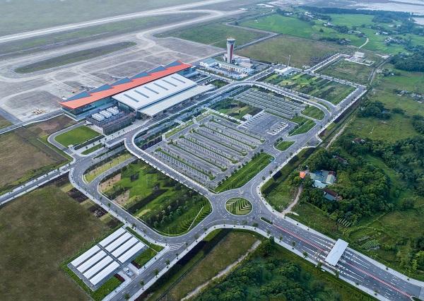 Cảng Hàng không quốc tế Vân Đồn do Tập đoàn Sun Group đầu tư xây dựng đã được nhận Giải thưởng Sân bay mới hàng đầu châu Á 2019