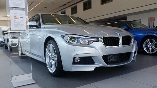 Xe sang BMW
