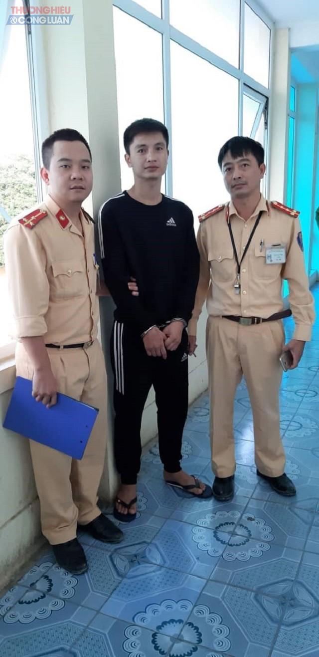 Đối tượng Nguyễn Văn Trường  đã bị lực lượng công an bắt giữ