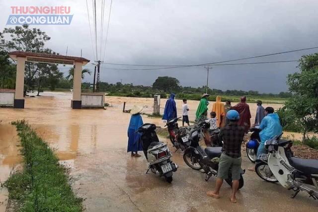 Bão số 6 suy yếu thành áp thấp nhiệt đới gây mưa lớn ở khu vực Tây Nguyên và miền Đông Nam Bộ
