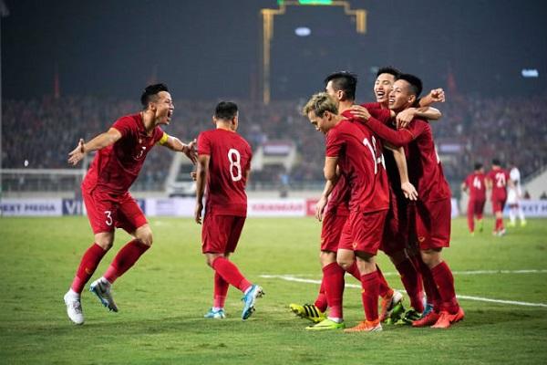 ĐT Việt Nam đang chơi thăng hoa tại vòng loại World Cup 2022
