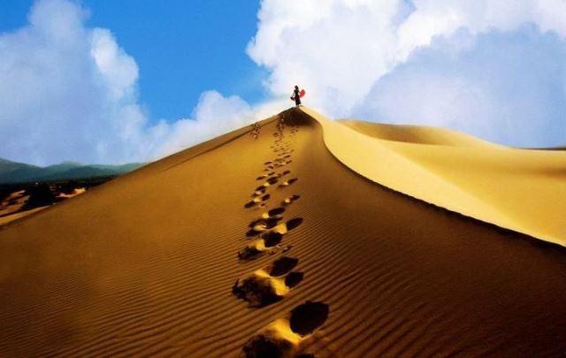 Đồi cát bay
