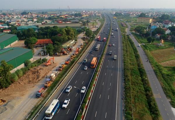Dự án cao tốc Pháp Vân - Cầu Giẽ là tuyến đường cửa ngõ từ Hà Nội đi các tỉnh Thái Bình, Nam Định, Ninh Bình…