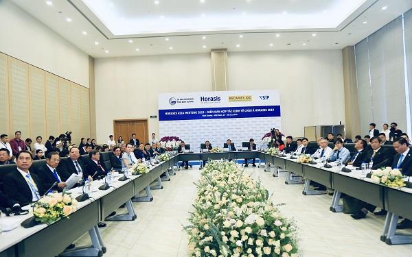 Horasis 2019 nỗ lực tìm ra những mô hình kinh doanh tiên tiến cho châu Á. Ảnh: M.Khánh