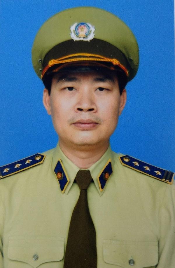 Phó cục trưởng Cục QLTT Hà Nội, Trịnh Quang Đức