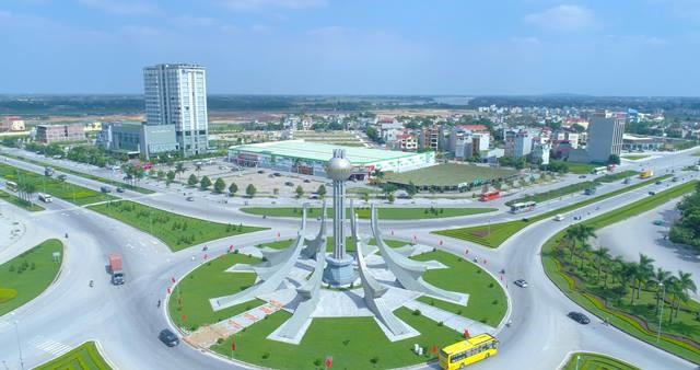 Ngã tư Hồng Hạc - Biểu tượng cho sự phát triển và phồn vinh của xứ Thanh