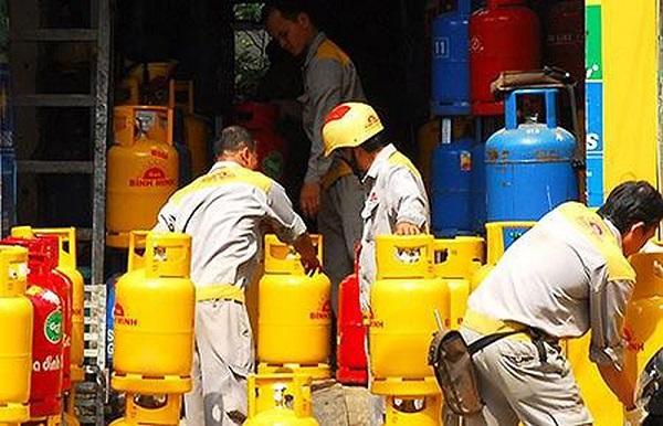 Giá gas tăng 292 đồng cho mỗi kg
