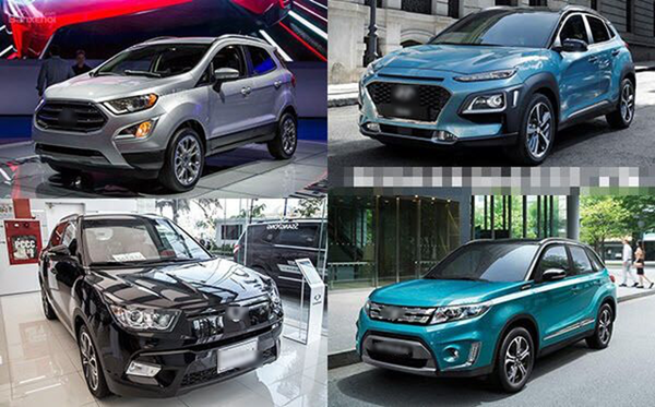 Các mẫu xe đa dụng ngày càng có thiết kế đẹp, bắt mắt và phù hợp với người tiêu dùng trẻ Việt Nam