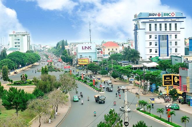 Thành phố Pleiku, đô thị tỉnh lỵ của Gia Lai