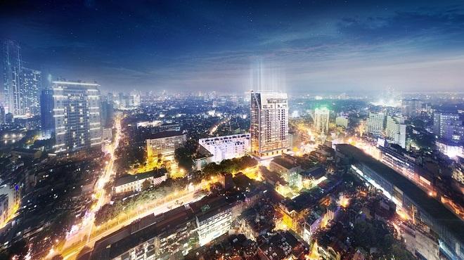 Grandeur Palace - Giảng Võ sở hữu vị trí đắc địa tại thủ đô Hà Nội