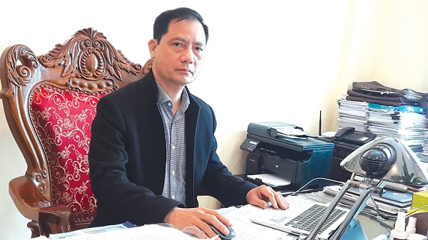 GĐ Sở LĐ-TB&XH Nam Định, Hoàng Đức Trọng