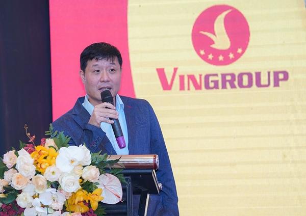 Giáo sư Vũ Hà Văn, Giám đốc khoa học Quỹ Đổi mới sáng tạo Vingroup cho biết, chương trình nhằm đảm bảo các điều kiện kinh tế để các học viện chuyên tâm đi theo con đường nghiên cứu khoa học