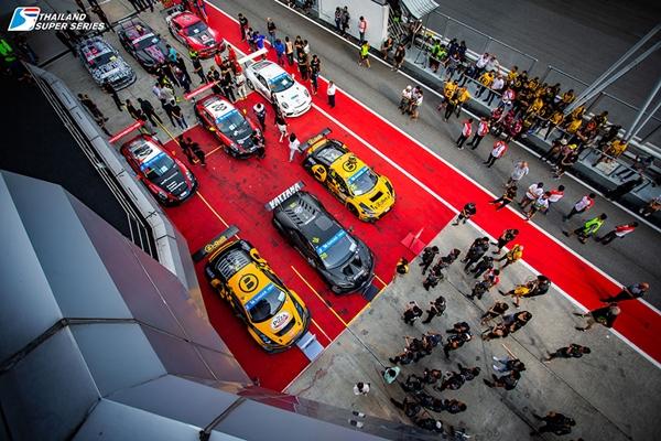 Cuộc đua xe Thailand Super Series (TSS) sẽ chính thức trở thành giải đua phụ trong chặng đua Công thức 1 - Formula 1 VinFast Vietnam Grand Prix.