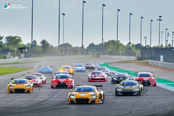 Nhiều loại siêu xe độc đáo như Lamborghini Gallardo R-EX GT3, Audi R8 EVO… sẽ góp mặt tại cuộc đua TSS