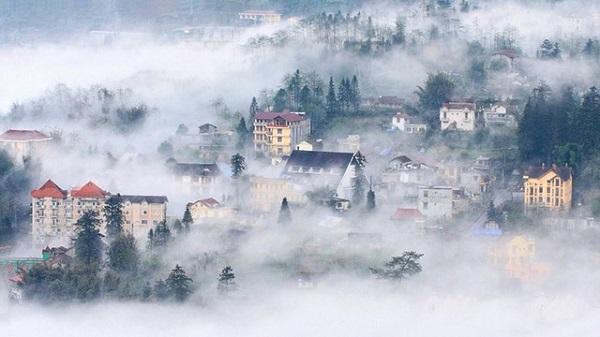 Những bản làng dưới thung lũng mờ sương