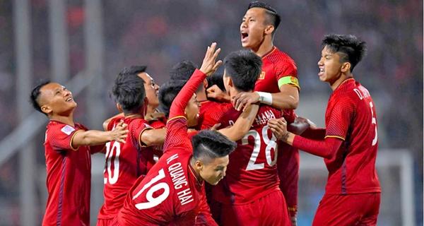 ĐT Việt Nam đã có năm 2019 đầy thành công