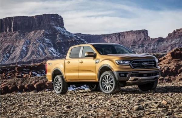 Số lượng xe bị thu hồi được sản xuất tại nhà máy lắp ráp của Ford ở Michigan (Mỹ)