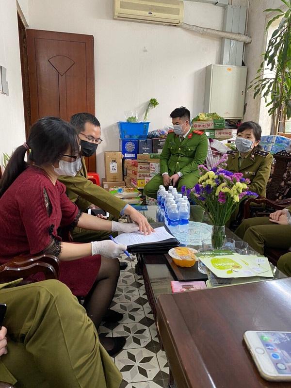 Cục QLTT Hà Nội, tích cực kiểm tra, kiểm soát thị trường hàng hóa