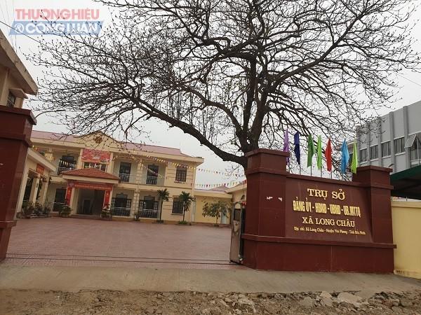 UBND xã Long Châu - Yên Phong - Bắc Ninh
