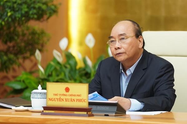 Thủ tướng Chính phủ Nguyễn Xuân Phúc (Ảnh VGP)