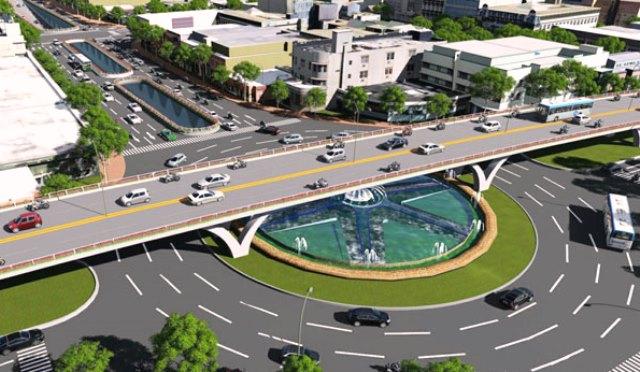 Đà Nẵng,Ngày 29/3 khởi công cải tạo Cụm nút giao thông phía Tây cầu Trần Thị Lý,