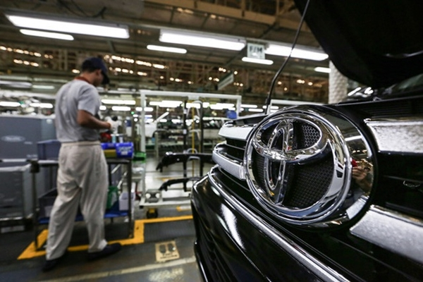 Toyota Việt Nam cũng đang đối mặt với nguồn cung linh kiện bị gián đoạn