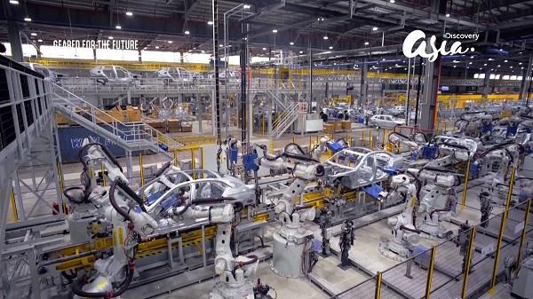 VinFast sở hữu công nghệ sản xuất xe của tương lai