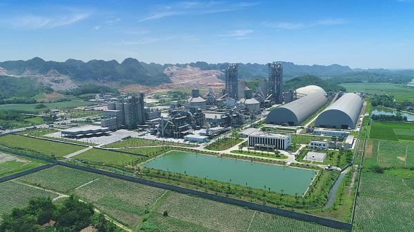 Nhà máy sản xuất Xi măng Long Sơn