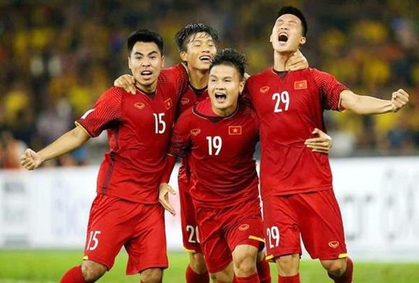 Tuyển Việt Nam vẫn là đội bóng số 1 Đông Nam Á