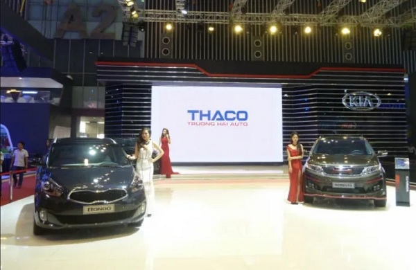 Thaco Trường Hải bán nhiều xe nhất thị trường ô tô Việt Nam tháng 2/2020