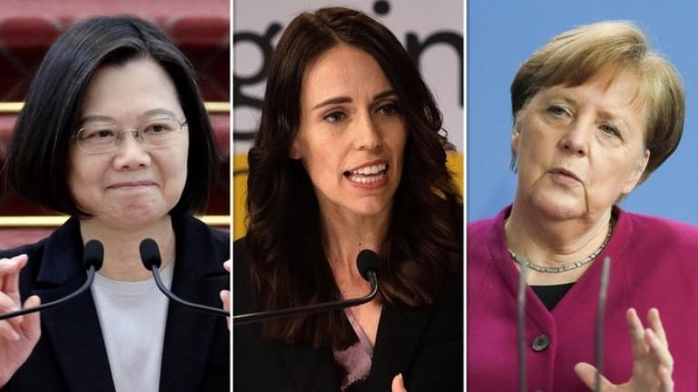 Những nữ lãnh đạo tài ba trong đại dịch