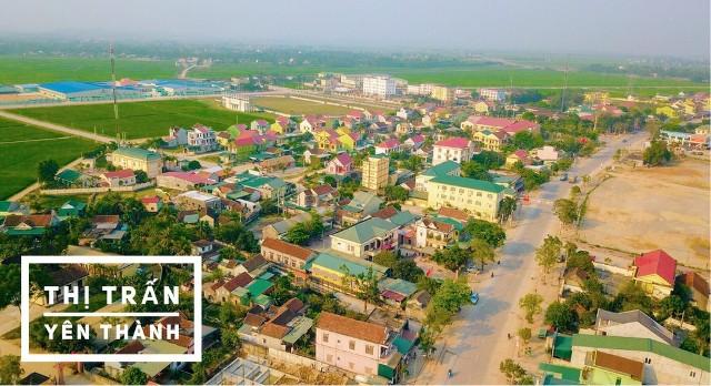 Thị trấn huyện Yên Thành