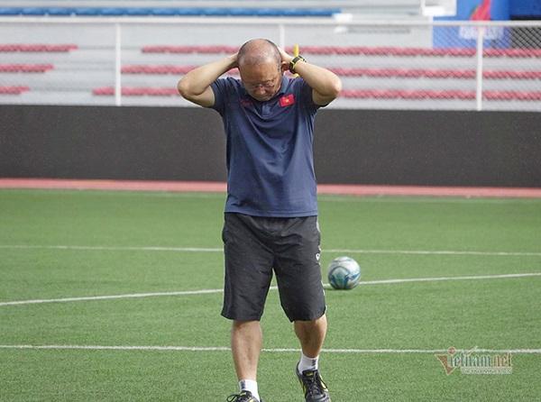 """Không Lâm """"tây"""", HLV Park Hang Seo vất vả giữa nhiều sự lựa chọn, nhưng chuyên môn lại khá sát nhau của các thủ thành ở V-League"""