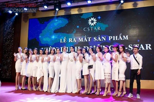 Buổi lễ ra mắt hoành tráng của sản phẩm viên uống thảo mộc G-Star được tổ chức tại Khách sạn Mường Thanh Nghệ An