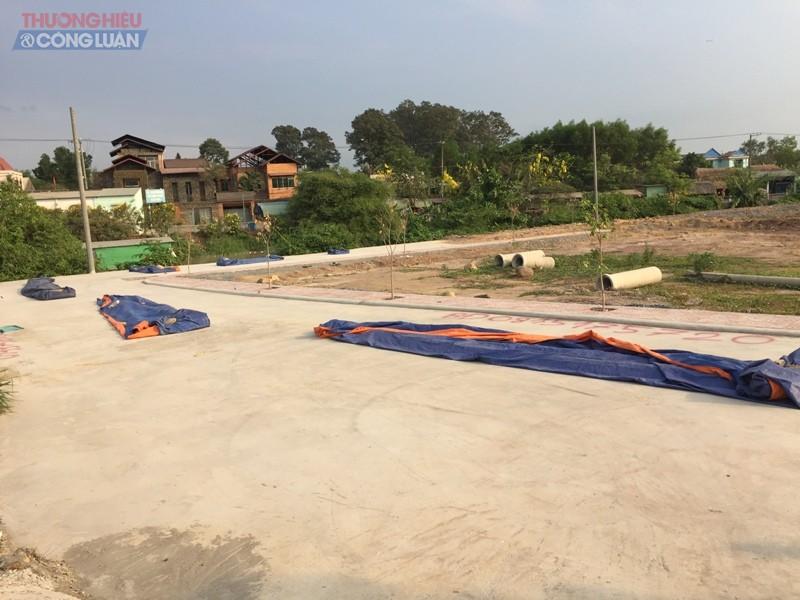 Tình trạng phân lô bán nền trái pháp luật diễn ra nhiều năm nay tại phường Phước Tân, TP.Biên Hòa, Đồng Nai