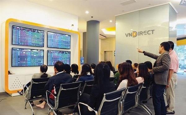 VNDirect lại gặp sự cố, bị HoSE ngắt kết nối giao dịch trực tuyến. (Ảnh: VNDirect)
