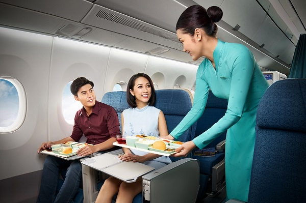 Vietnam Airlines và Công ty CP