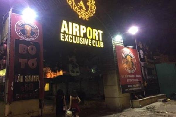Bar Airport Chùa Bộc
