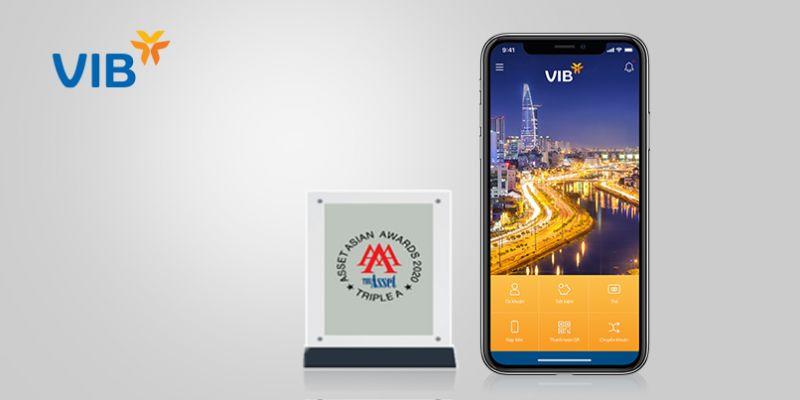 """MyVIB được Tạp chí The Assets vinh danh """"ứng dụng ngân hàng di động có trải nghiệm khách hàng tốt nhất"""" trong suốt 4 năm liên tiếp"""