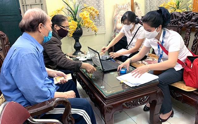 Hà Nội chi gần 506 tỷ đồng để hỗ trợ người dân bị ảnh hưởng bởi dịch Covid-19