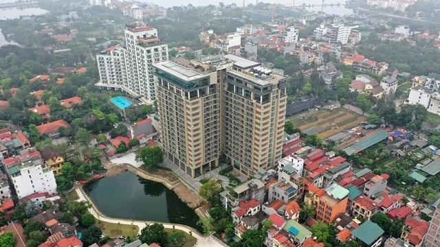 Dự án Oakwood Residence Hanoi