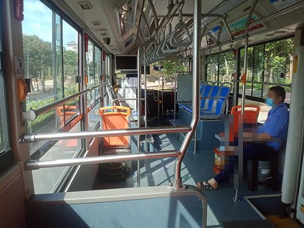 Xe buýt tại TP.HCM được hoạt động trở lại