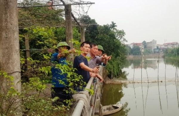 Các hộ nuôi cá đang chờ cơ quan chức  năng vào cuộc xác minh nguyên nhân vụ việc