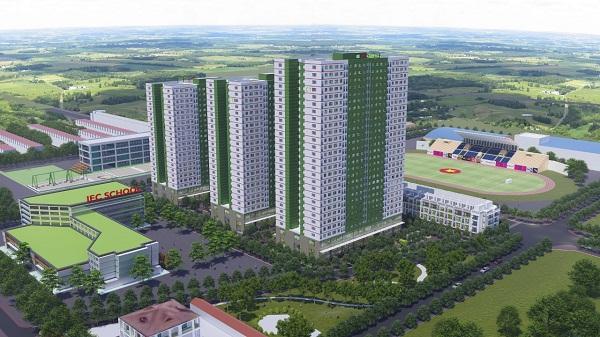 dự án NOXH IEC Tứ Hiệp – Thanh Trì