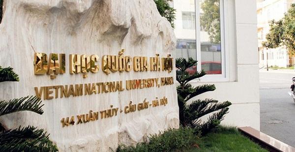 Đại học Quốc gia Hà Nội bỏ kỳ thi đánh giá năng lực