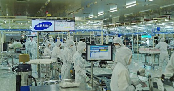 Samsung Việt Nam tuyển hàng ngàn nhân sự chất lượng cao.